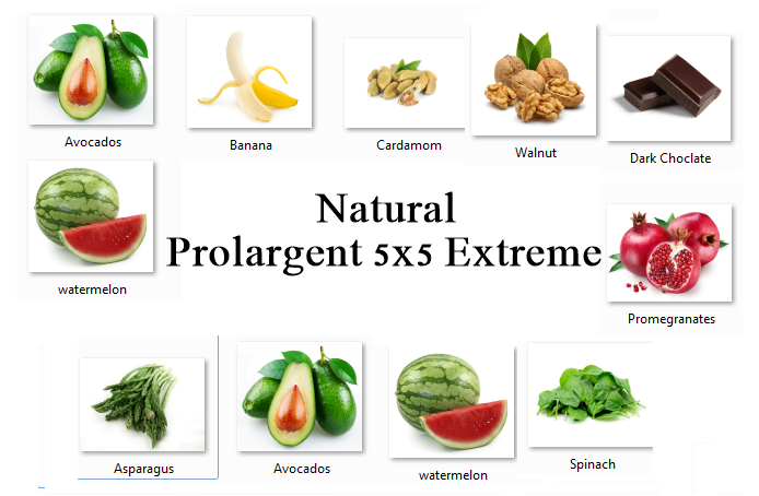 natural prolargent 5x5 extreme